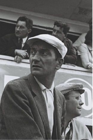 Franco Lini au Mans en juin 1967 © DR (source : https://primotipo.com).