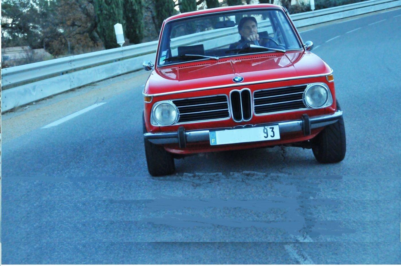 Bmw 2002 Tii 1972 Avec Richard Dallest Classic Courses