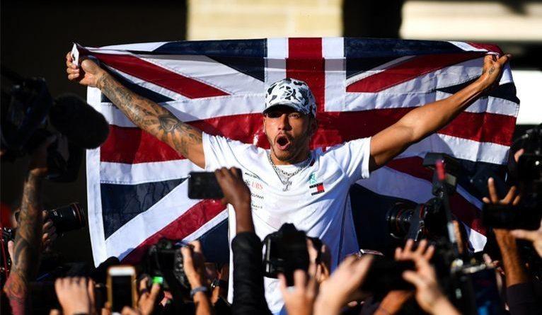 Lewis Hamilton 2019 WC