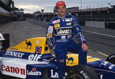 Nigel Mansell – Il leone ou la diva ? – Les revenants 5